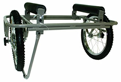 f52f86003fd9 Seattle Sports Paddleboy ATC All-Terrain Center Kayak and Canoe Dolly  Carrier Cart
