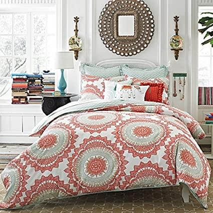 Anthology Bungalow Comforter Set, Twin/Twin XL Bed Set