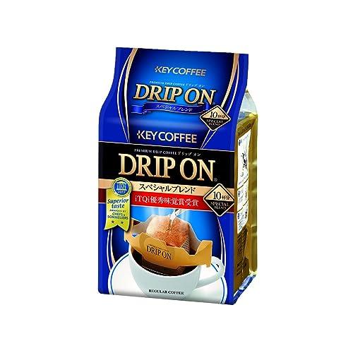 キーコーヒー ドリップオン スペシャルブレンド