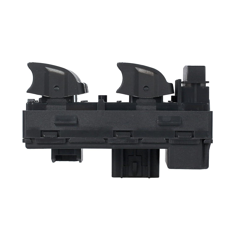 AUTOUTLET 4 Door Car Power Window Master Power Switch Control for Chevrolet Silverado Traverse HHR GMC Sierra Buick Enclave 20945129 25789692 25951963-2007-2013