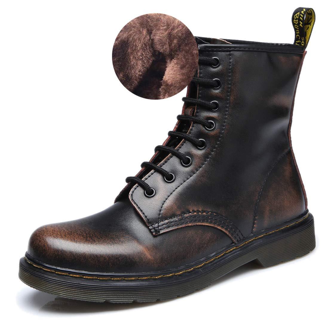 uBeauty B00ZP324CO - Bottes Femme Bottes - Martin Bottes - Chaussures Boots Flattie Sport - Chaussures Classiques - Bottines À Lacets Velours marron 5b812c8 - jessicalock.space