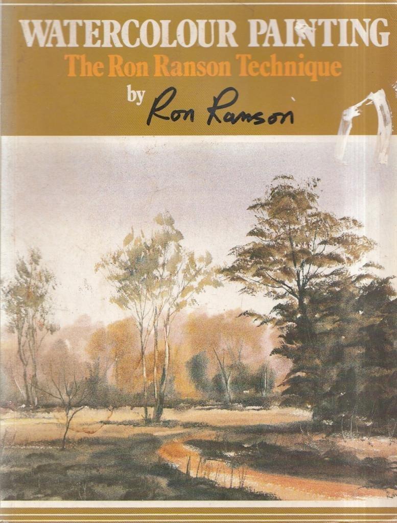 Watercolour Painting: The Ron Ranson Technique: Amazon.es ...