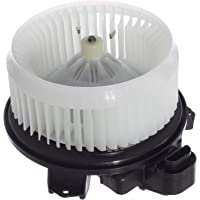 AUTEX HVAC Blower Motor Assembly 700215 Compatible with Lexus GS350 GS450h GS460 IS-F 2008-2011 Replacement for Toyota 4Runner Avalon Camry Highlander Tundra Venza 2010-2016 Blower Motor