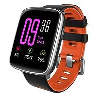 YAMAY Smartwatch, Bluetooth Smart Watch Waterproof IP68 Fitness Tracker Watch