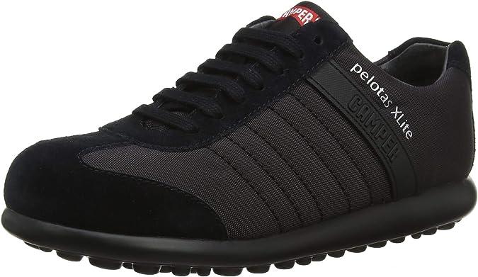 Camper Pelotas XL, Zapatillas para Mujer, Schwarz (Black 001), 42 ...