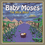 Baby Moses: The Brick Bible for Kids