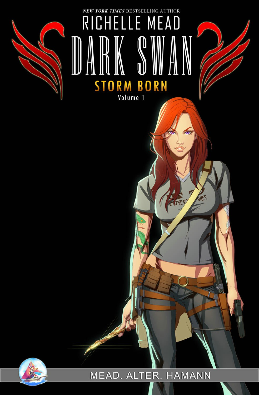Ebook Storm Born Dark Swan 1 By Richelle Mead