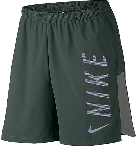f5bd7f4496bd2 Amazon.com: Nike Mens Flex Challenger Graphic Running Shorts ...
