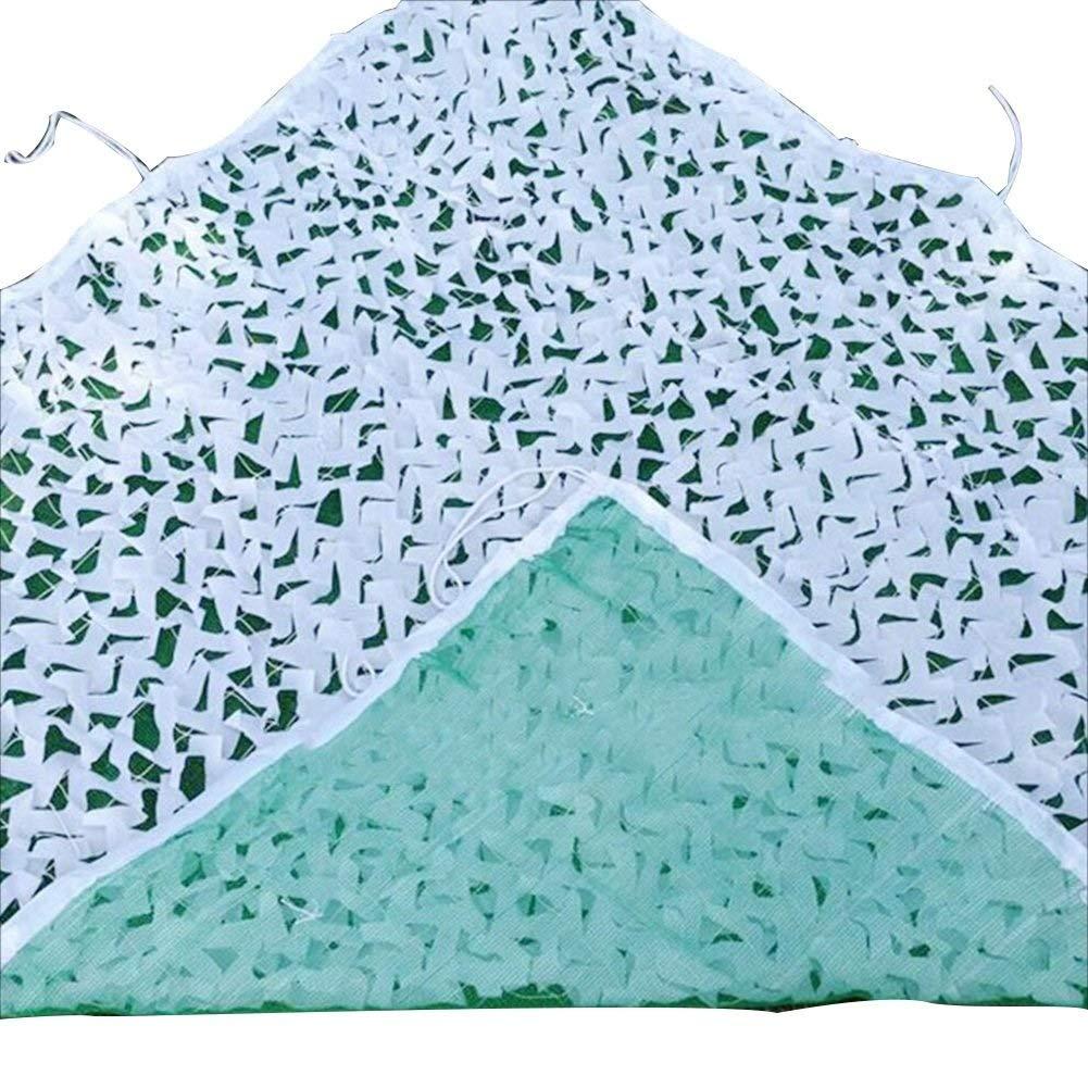 ジャングルカモフラージュネット屋外空撮写真日焼け止めキャンプ抗UV通気性折りたたみ背景装飾的な目に見えないネット (サイズ さいず : 10*10M) B07QMSGZKK  4*4M 4*4M