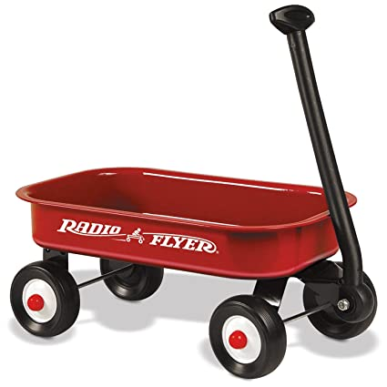 amazon com radio flyer little red wagon discontinued by