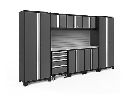 1f849ccf56d Amazon.com  NewAge Products Bold 3.0 Gray 9 Piece Set