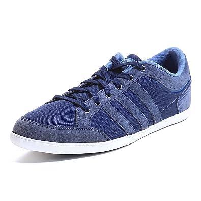 adidas Herren Sneaker, Mehrfarbig - Blau - Größe: 21