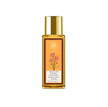 Картинки по запросу DELICATE FACIAL CLEANSER SAFFRON & NEEM 50 ML