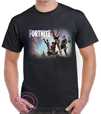 Fortnite Battle Royale Save The World de nuestra exclusiva gama de camisetas. Un regalo original