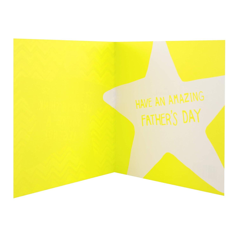 Hallmark Fathers Day Card from Both Medium