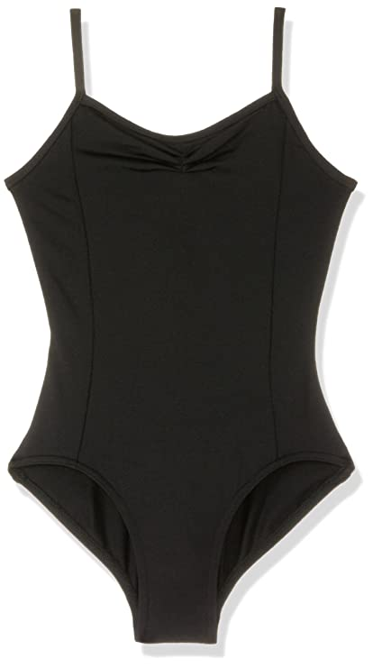 82a70dec9d48 Amazon.com   Capezio Tactel Pinch Front Leotard - Girls   Clothing