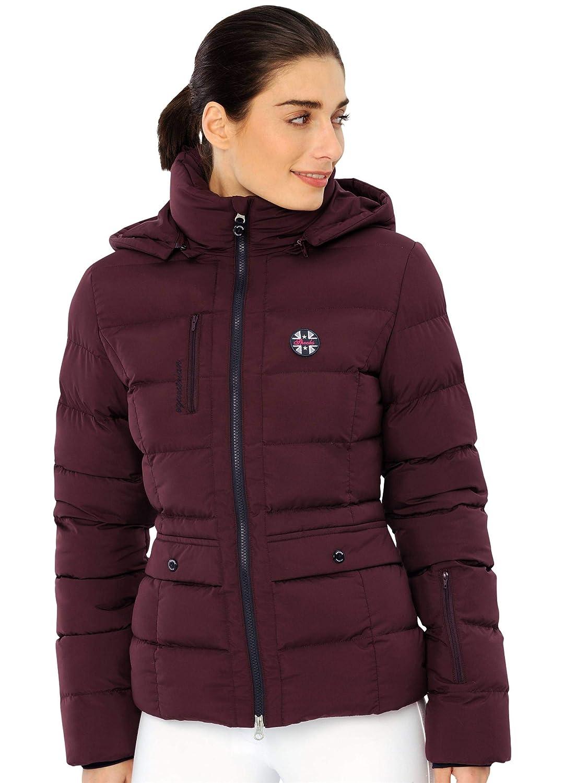 Kapuzenjacke SPOOKS Damen Jacke Damenjacke Thea Jacket XS-XL Herbstjacke