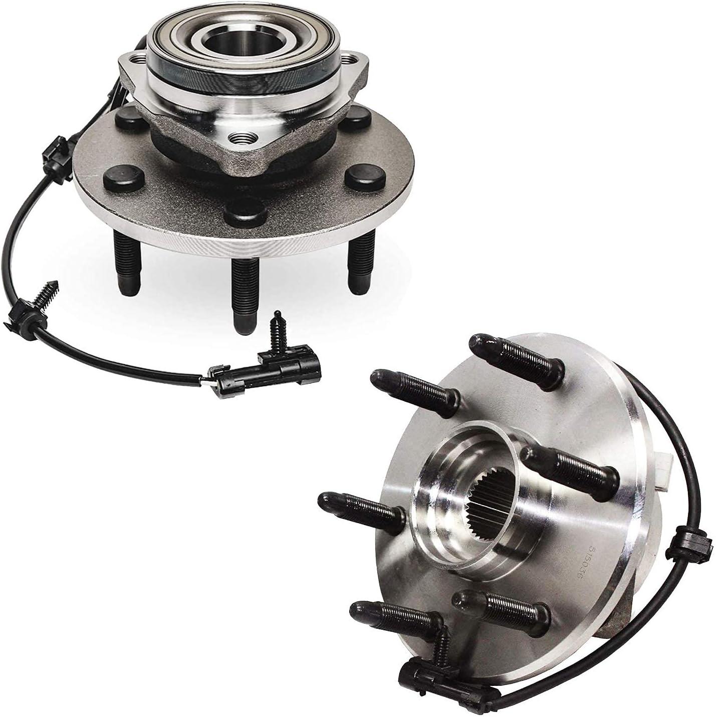 Detroit Axle Front Wheel Hub Bearing Assembly