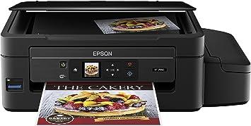 Epson Expression Et-2550 EcoTank All-in-one Supertank Printer