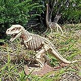 Cheap Design Toscano Bad to the Bone, Jurassic T-Rex Raptor Dinosaur Statue