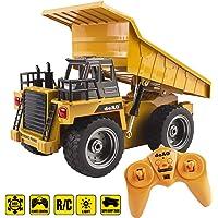 deAO RC Camión de Construcción Modelo DieCast a