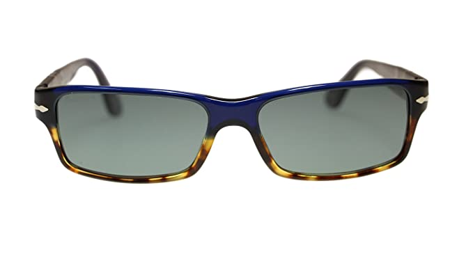 53d6e4ae1a468 Image Unavailable. Image not available for. Colour  Persol Mens Sunglasses  PO2747 955 4N Havana Blue Polarized ...