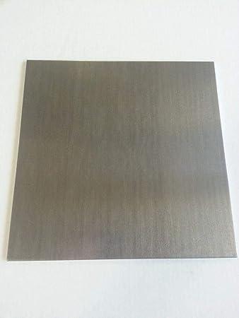 ".250 1//4/"" Mill Finish Aluminum Sheet Plate 6061 12/"" x 18/"""