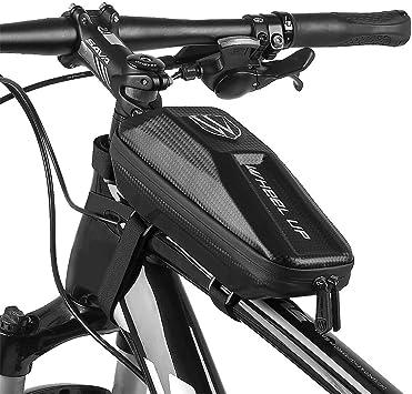 Bicicleta Cuadro Bolsa Repelente al Agua, Bolsa para Bicicleta ...