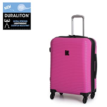 IT Luggage Small Pink 53cm/19