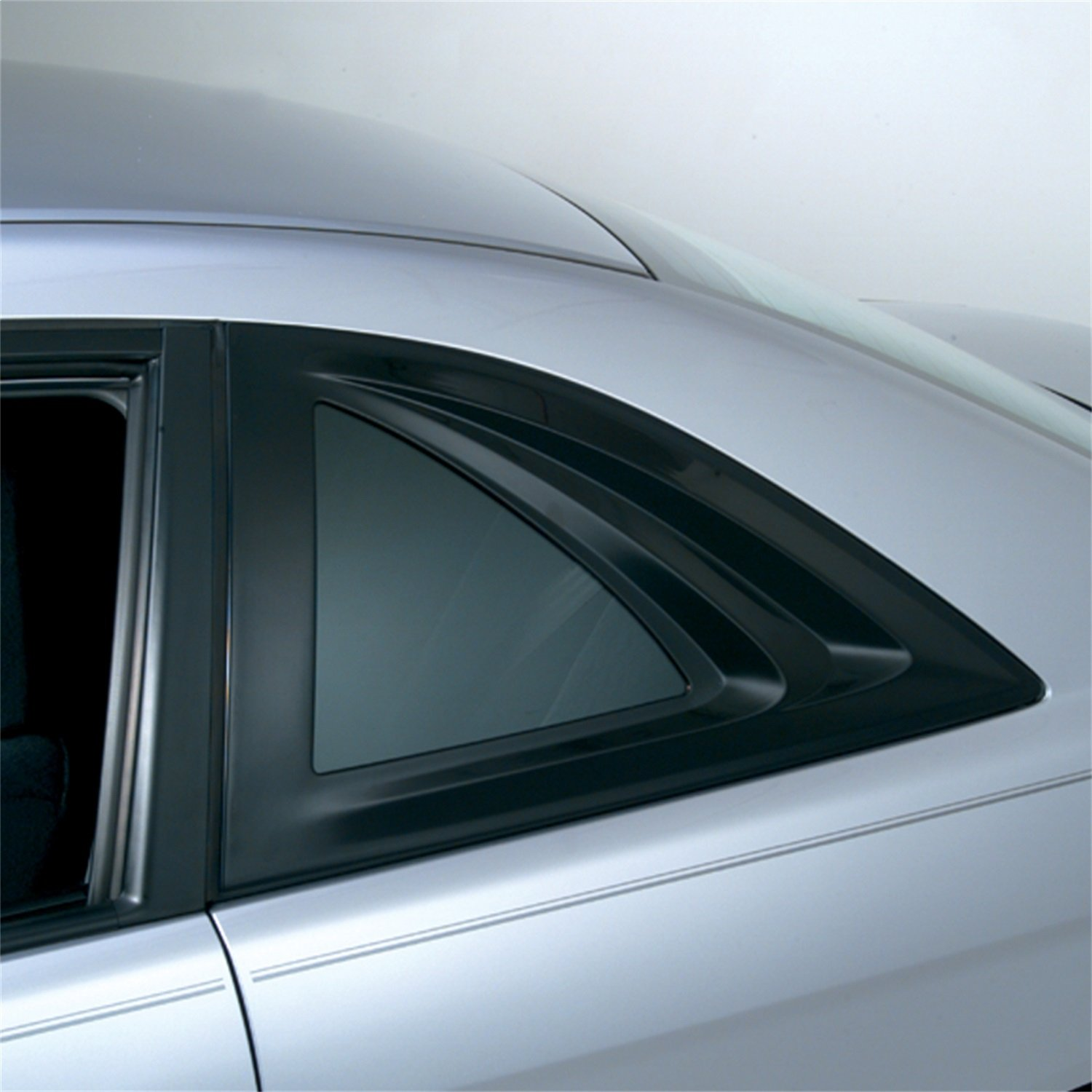 Auto Ventshade 97903 Aeroshade Louvered Window Covers for 2005-2009 Ford Mustang