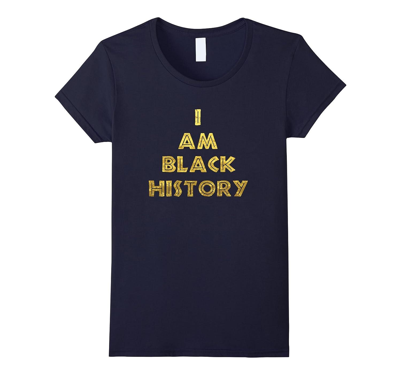 Am Black History African Tee-Tovacu