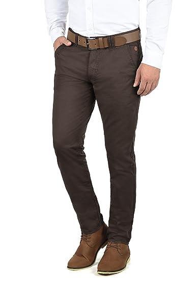 Homme Tromp Régulaire Pantalon 100 Coupe Amazon Blend Coton Chino wSnFt4wqB
