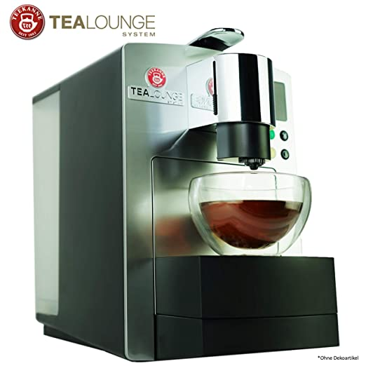 Teekanne Tealounge Pro Edition - Cafetera de cápsulas para té y ...