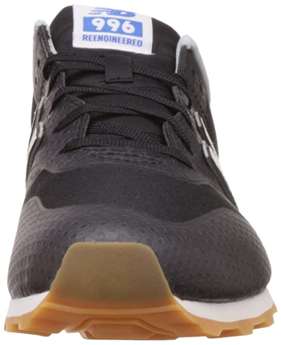 new balance Women s 996 Black Sneakers - 6 UK India (39 EU) (8 US)  Buy  Online at Low Prices in India - Amazon.in b6e06a8deb97