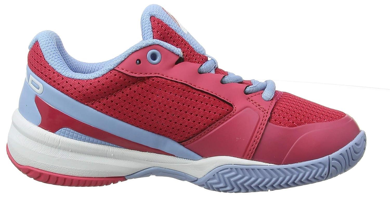 HEAD Junior Sprint 2.5 Kids Tennis Shoes Dark Blue//Magenta 6 US