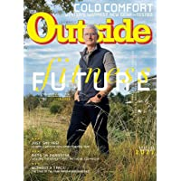 1-Year (8 Issues) of Outside Magazine Subscription