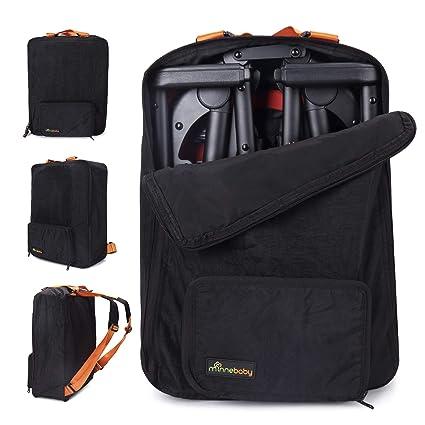 Amazon.com: Bolsa de viaje para cochecito, compatible con ...