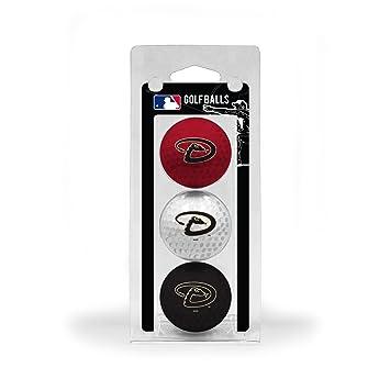 Amazon.com: Team Golf MLB pelota de golf de tamaño regulador ...