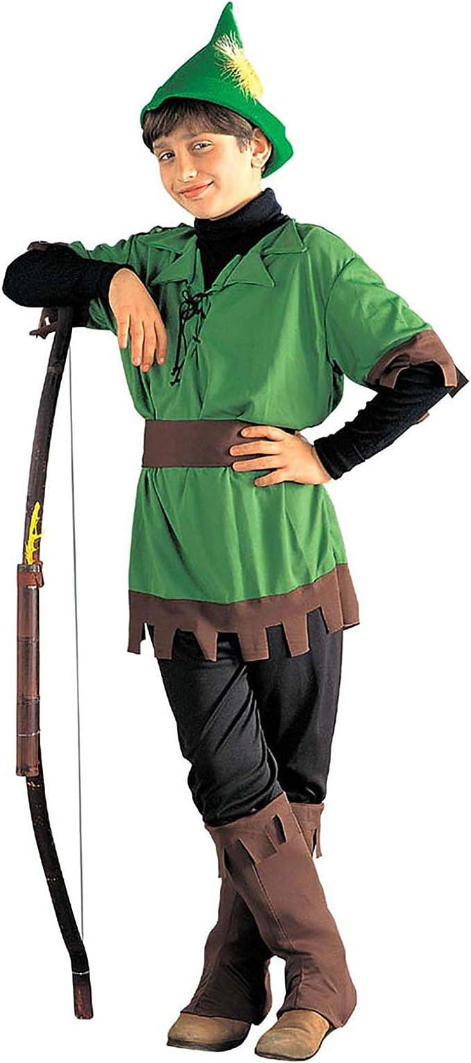 WIDMAN Disfraz de Robin Hood de 158cm , 11-13 años (158cm): Amazon ...
