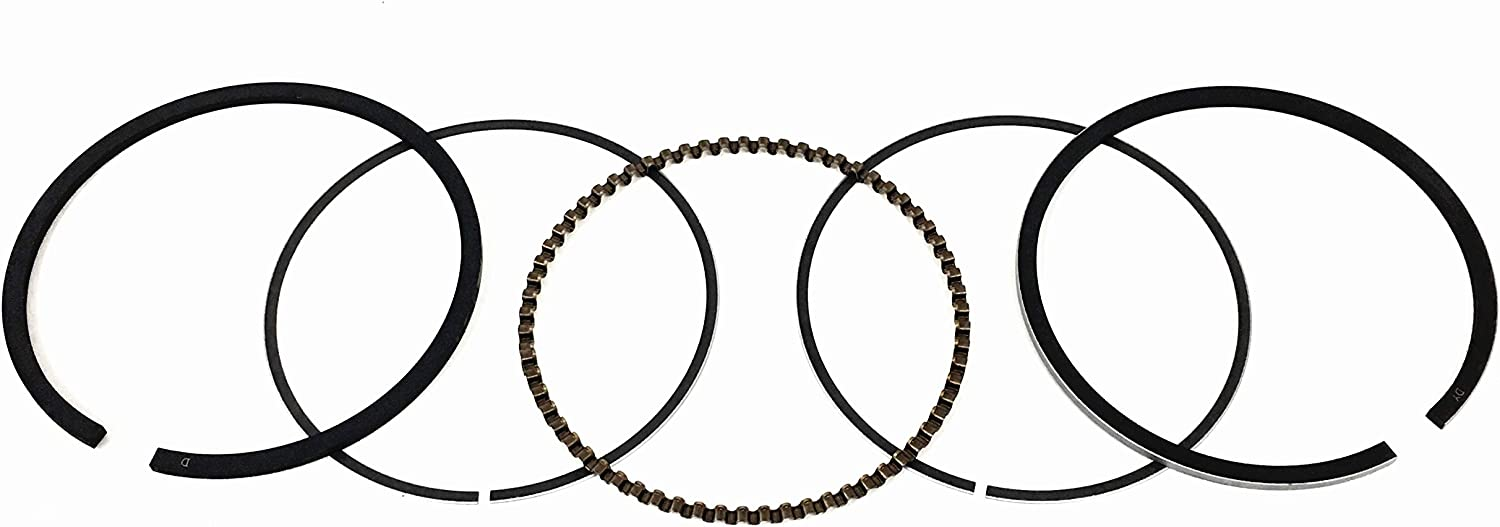 POWER PRODUCTS New Piston Ring Set for Honda GX270 9HP Gasoline Engines Standard