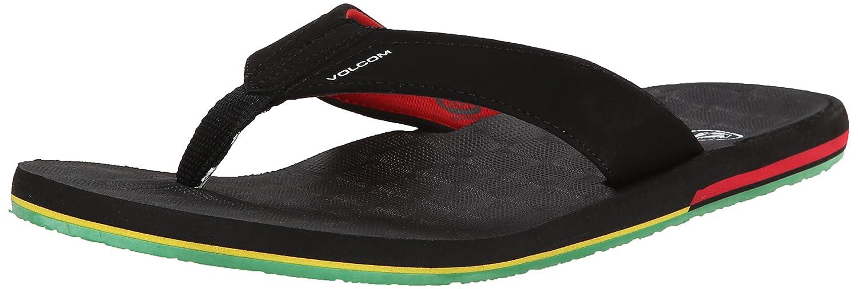 Volcom Men's Victor Flip-Flop Volcom Inc. Footwear Victor Sandal