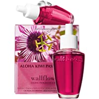 Bath and Body Works New Look! Aloha Kiwi PASSIONFRUIT Wallflowers 2-Pack Refills