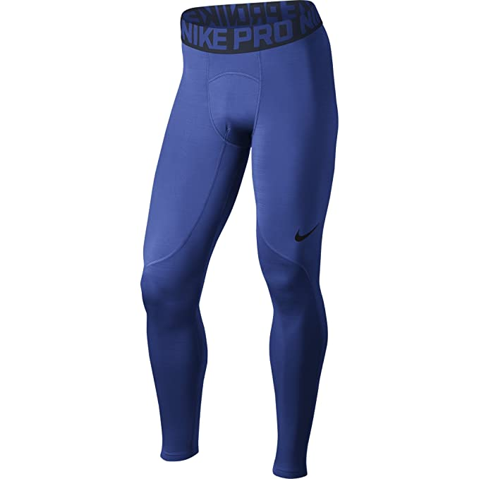 3795d63719cba Image Unavailable. Image not available for. Color: Nike Pro Warm Tights Mens  ...