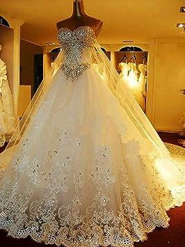 G-W Vestido de Novia Vestido de Novia Vestido de Dama de Honor ...