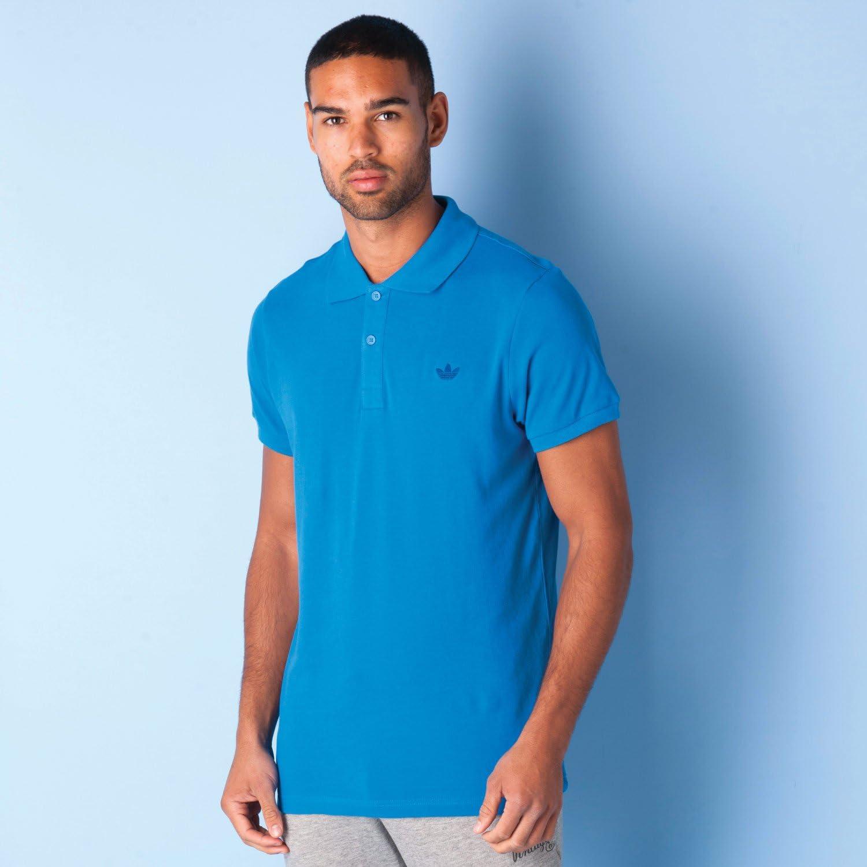adidas Originals - Polo - para hombre azul X-Large: Amazon.es: Ropa y accesorios