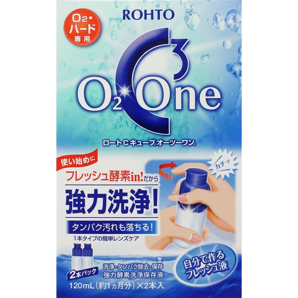Japanese Eye Care Rhoto C Cube Otsu one 120ml × 2 this
