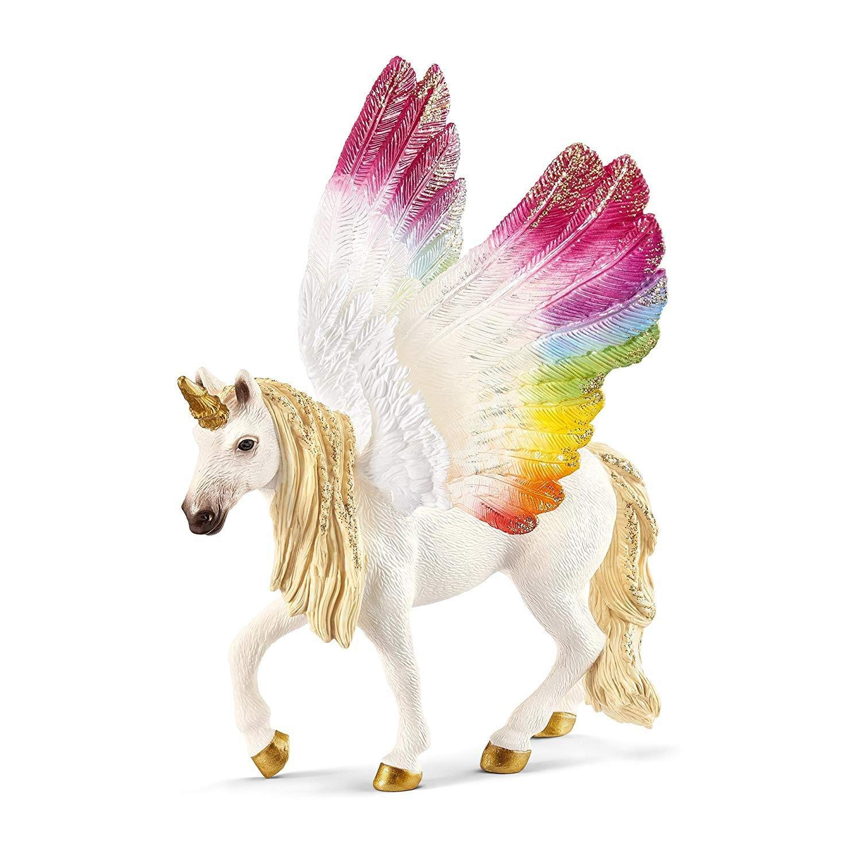 Bayala Fairy Feya with Pegasus Unicorn Schleich 70568 NEW!!
