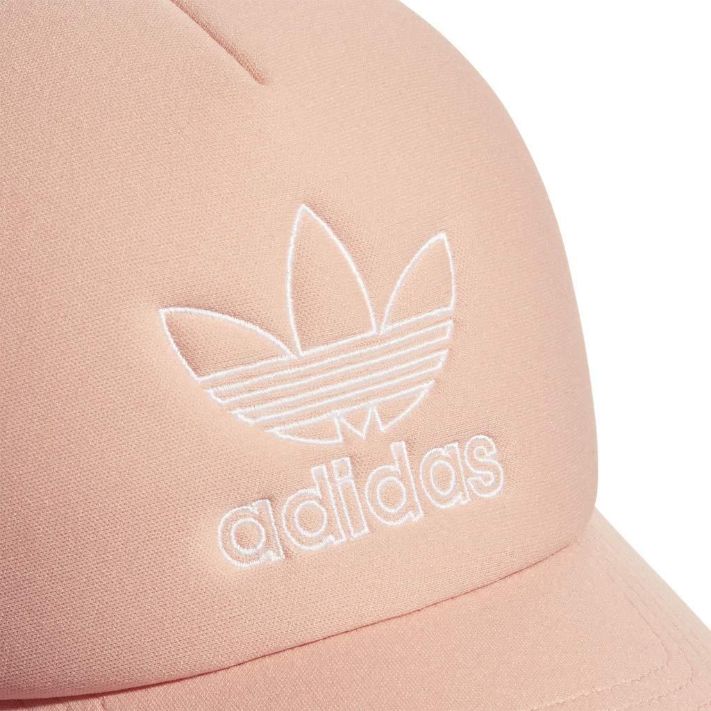 adidas Women's Originals Foam Trucker Cap, Dust Pink/White, One Size by adidas (Image #5)