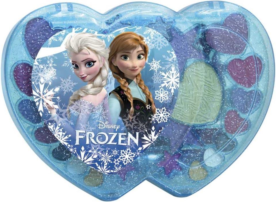Frozen - Maquillaje doble corazón (Simba Dickie 4344835): Amazon.es: Juguetes y juegos