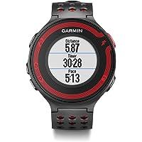 Garmin Forerunner 220 GPS Running Watch, Black/Red